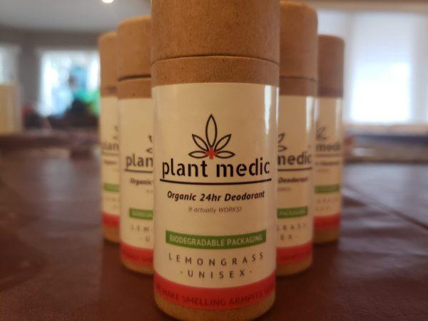 Deodorant (Beyond Organic & Last Longer than 24 hours)